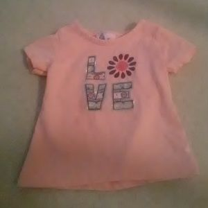 Toddler Girl 2T Short Sleeve Tee